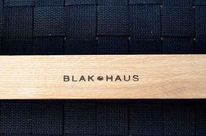 blak haus branding