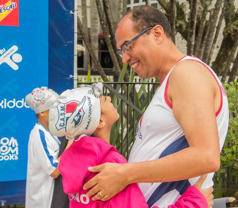 O Troféu Thiago Pereira é um evento para toda a família