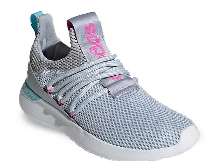 Big Girls Adidas Lite Racer Adapt 3.0 Kids' Sneakers