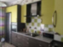 Ремонт на кухне в Калининграде