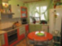 Отделочные работы на кухне в Калининграде