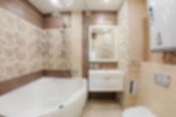 Установка джакузи в ванную комнату в Калининграде