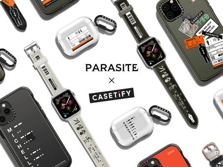 Parasite x CASETiFY