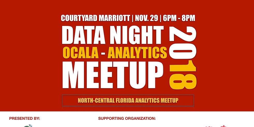 Data Night Ocala - Analytics Meetup