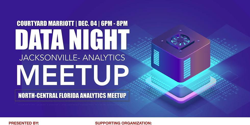 Data Night Jacksonville - Analytics Meetup