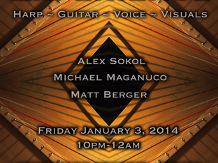JAN/14: MICHAEL PERFORMS AT UNCOMMON GROUND IN THE CHAMBER EXPERIENCE