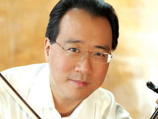 JUN/15: PERFORMANCE WITH THE CIVIC ORCHESTRA OF CHICAGO FEATURING YO-YO MA