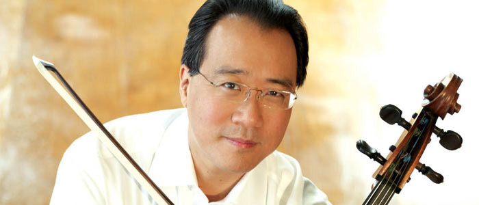 Yo-Yo Ma, cellist