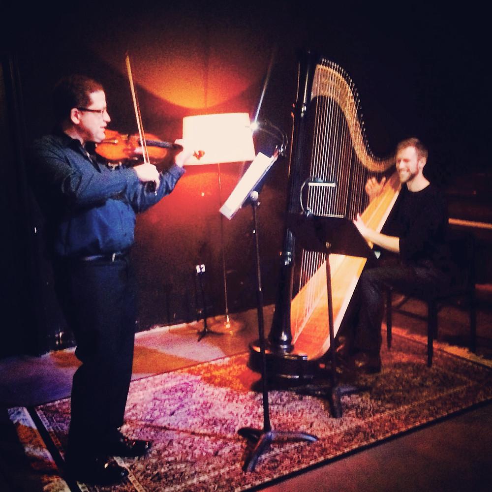 James Sanders, violin