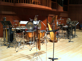 MAR/12: PERFORMANCE OF BERIO'S CIRCLES IN TEXAS