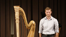 SEP/10: PERFORMANCE AT INAUGURAL BOSTON HARP FESTIVAL