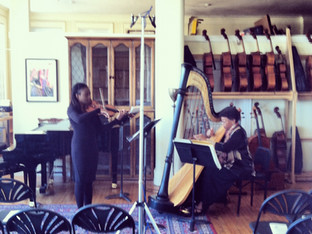 OCT/12: PIAZZOLLA TANGO ARRANGEMENTS PREMIERED IN CONCERT AND BROADCAST LIVE
