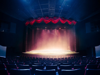 Tips & Resources for Teaching Stage Spaces.