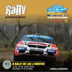 RALLY MAGAZINE YOUNG