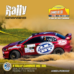 RALLY MAGAZINE ROCHA