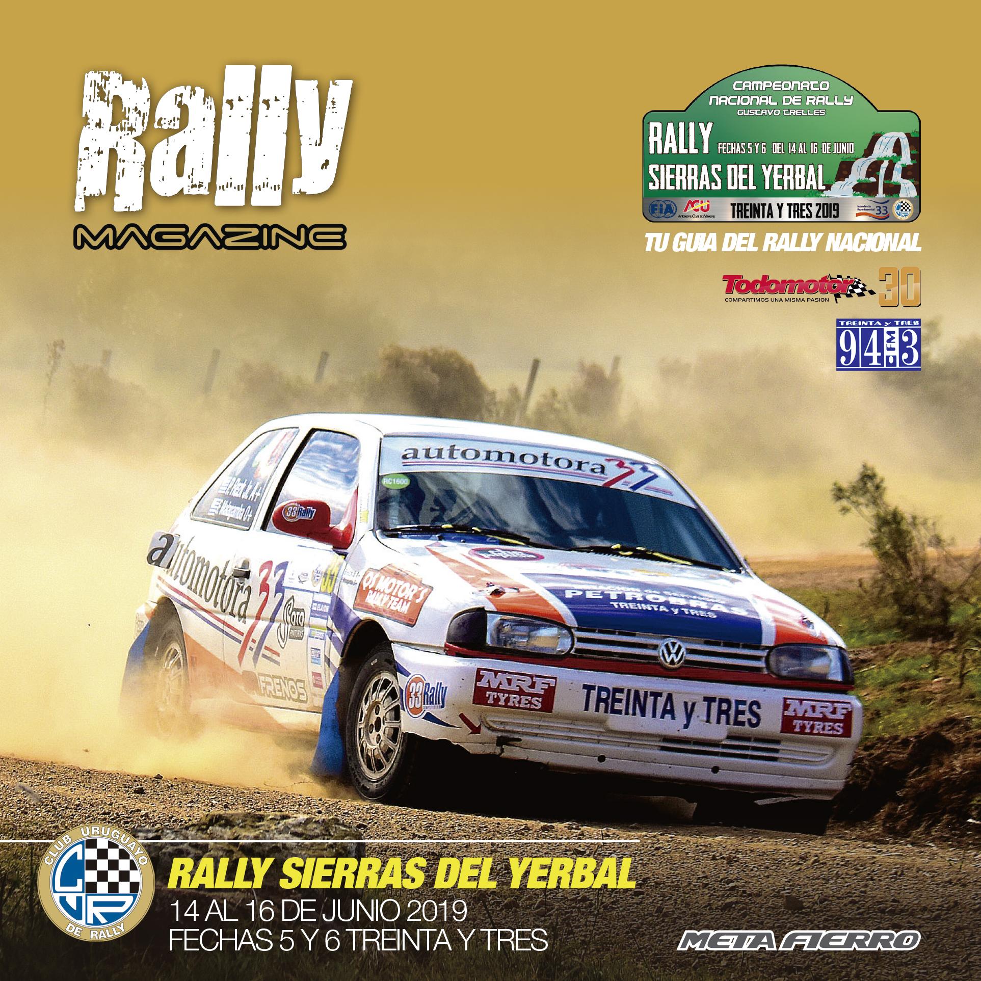 RALLY MAGAZINE 33