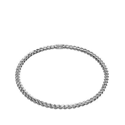 JOHN HARDY Asli Classic Chain Link Necklace SZ 16