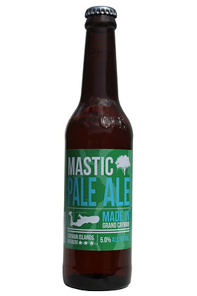 Mastic Pale Ale 330ml Bottles in a 24 Case