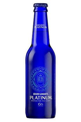 Bud Light Platinum 355ml Bottles in a 6 Pack