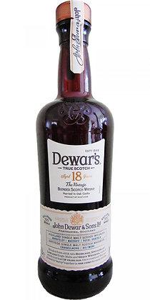 Dewar's 18yr 750ml