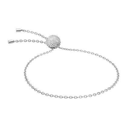 CALVIN KLEIN Crystal Side Bracelet Silver