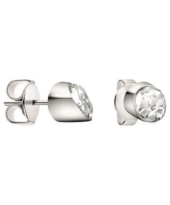 CALVIN KLEIN Brilliant Stainless Steel Earrings