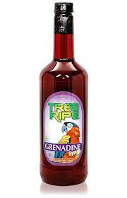 Tree Ripe Grenadine Syrup