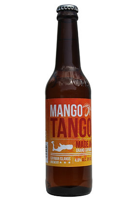 Mango Tango Flavoured Lager 330ml Bottles in a 6 Pack