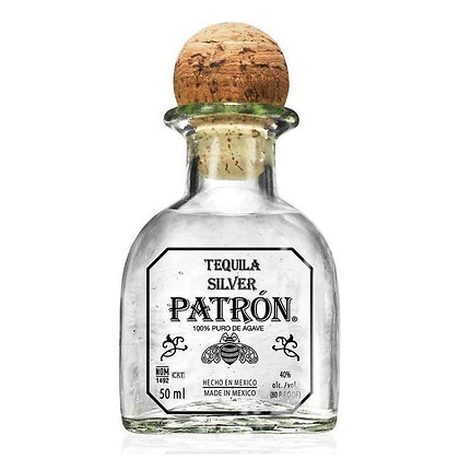 Patron Silver Mini 50ml
