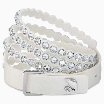 SWAROVSKI  Power Collection Bracelet, White