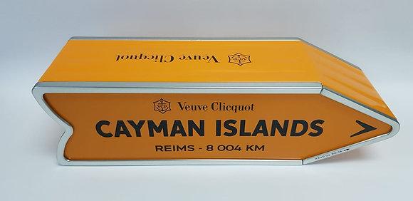 Veuve Clicquot 'Cayman Islands' Gift Tin