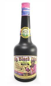 Big Black Dick Vanilla 750ml