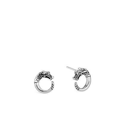 JOHN HARDY Naga Stud Earring
