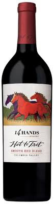 14 Hands Winery 'Hot to Trot' Red Blend