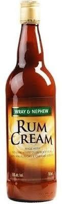 Wray & Nephew Rum Cream 1L