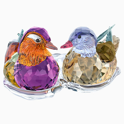 SWAROVSKI Mandarin Ducks