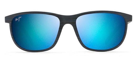 MAUI JIM DRAGON'S TEETH Polarized Classic Sunglasses