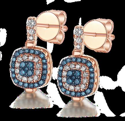 BELLANITA 14K Rose Gold Earrings
