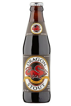 Dragon Stout 284ml Bottles in a 24 Pack