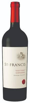 St. Francis Old Vine Zinfandel