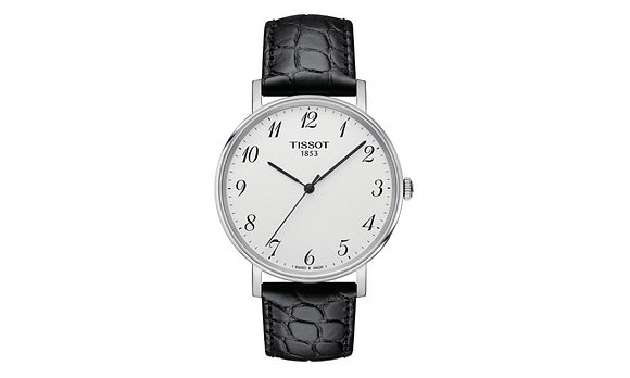 TISSOT EVERYTIME MEDIUM WATCH Silver Dial