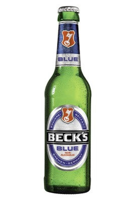 Beck's Non-Alcoholic 330ml Bottles in a 24 Pack