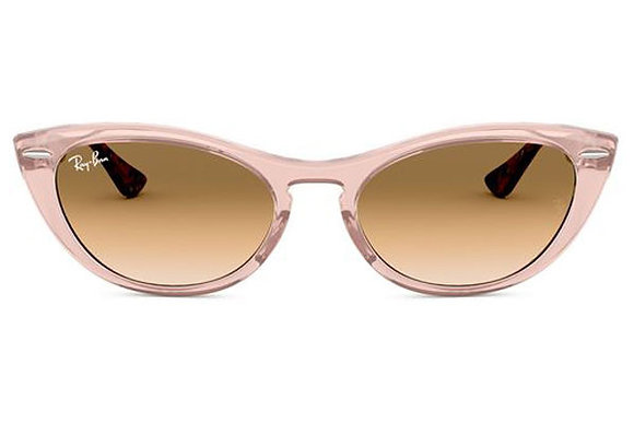 RAYBAN Nina in transparent Light Brown