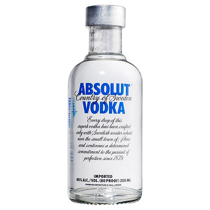 Absolut 200ml