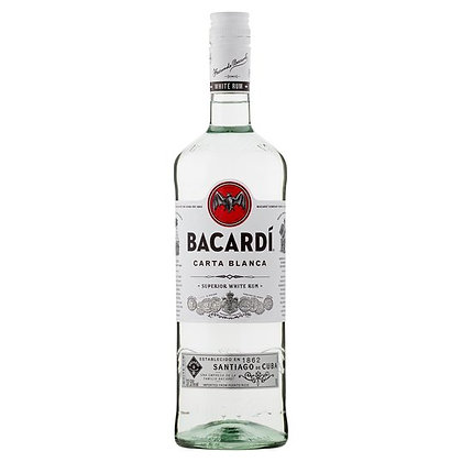 Bacardi Light 1L
