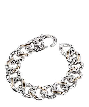Konstantino Titan Chain SG Bracelet