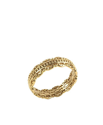 Konstantino Ring 18k Yellow Gold