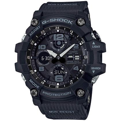 CASIO G-SHOCK Mudmaster Analog-Digital Black Dial Men's Watch