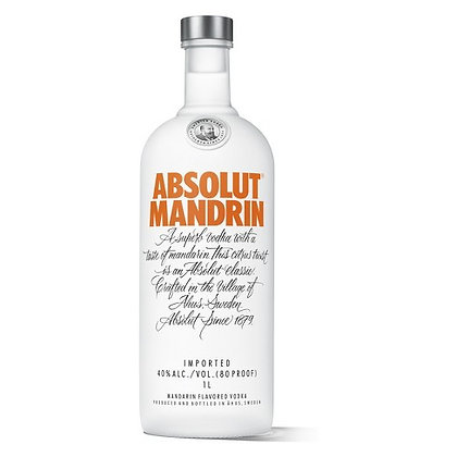 Absolut Mandarin 1L