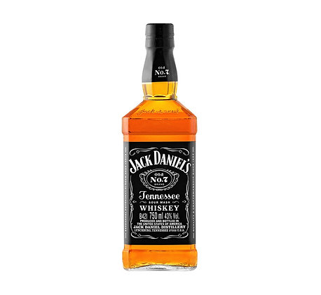 Jack Daniel's 750ml